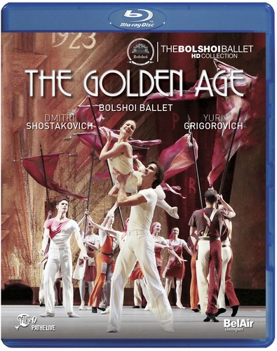 The Golden Age the Bolshoi Ballet
