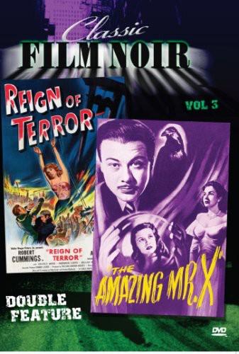 Film Noir Double Feature: Volume 3