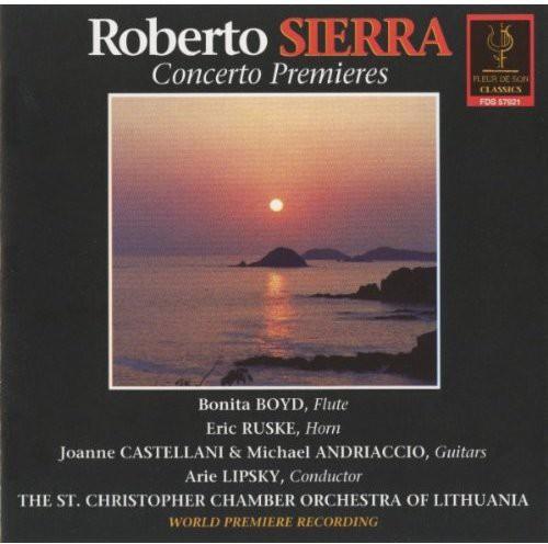 Bonita Boyd - Concierto Caribe For Flute & Orchestra
