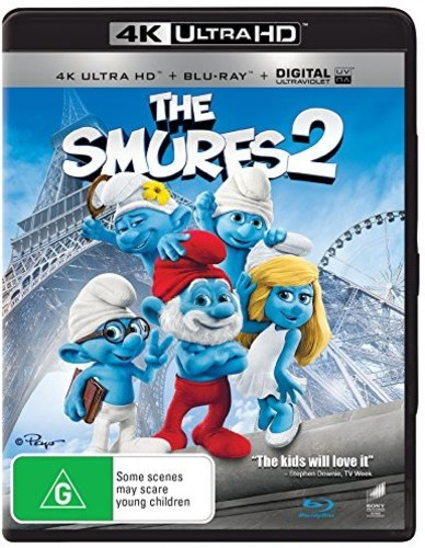 Smurfs 2 [Import]
