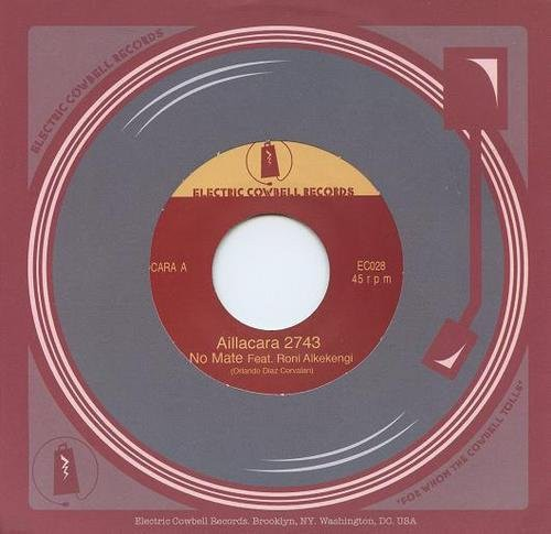Aillacara 2743 - Aillacara 2743 (Afro-Cuban Funk)