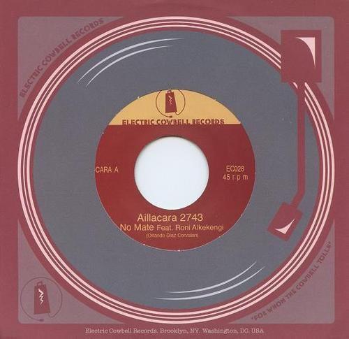 Aillacara 2743 (Afro-Cuban Funk)