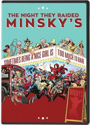 The Night They Raided Minsky's