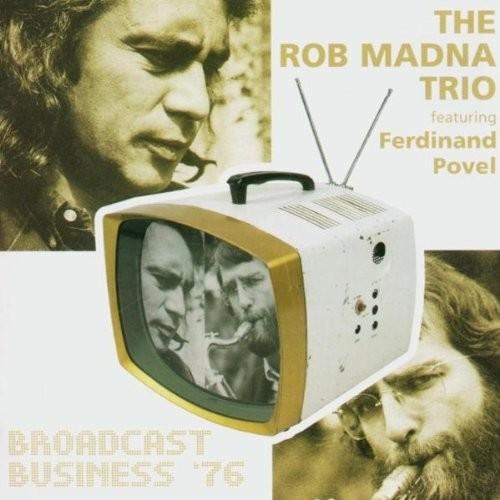 Rob Madna - Broadcast Business 76