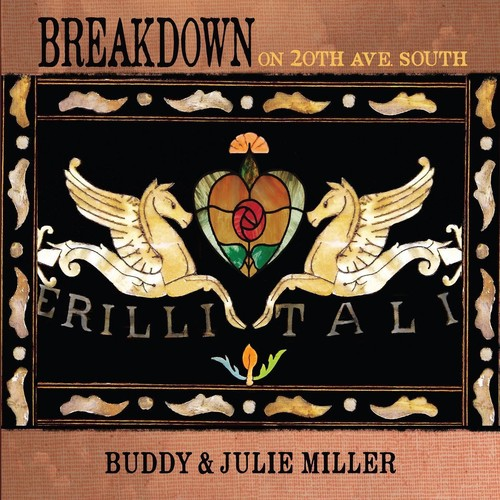Buddy & Julie Miller - Breakdown On 20th Ave. South [LP]
