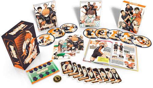 Haikyu: Season 1 (premium Box Set)
