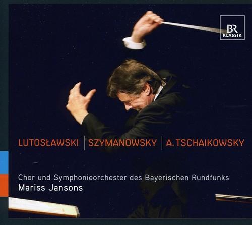 Mariss Jansons Condcts Lutoslawski Szymanowski