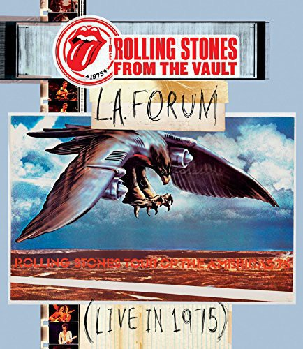 The Rolling Stones - From The Vault: L.A. Forum (Live In 1975) [DVD]