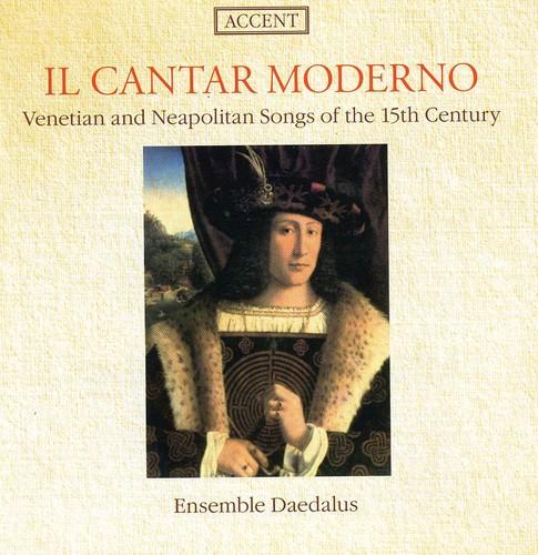 Il Cantar Moderno: Venetian Lyrics 15 Century