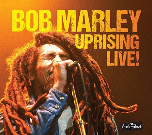 Bob Marley - Uprising Live [w/CD]