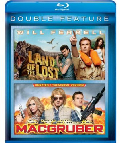 Land of the Lost /  Macgruber