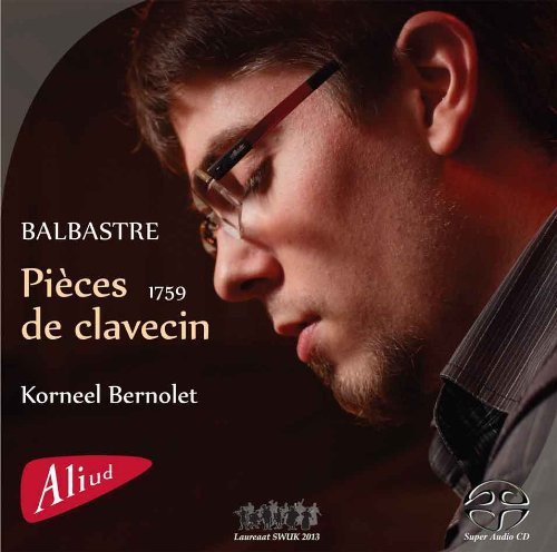 Pieces de Clavecin 1759