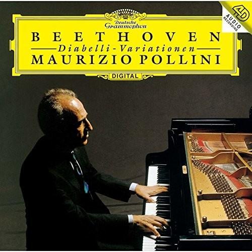 Beethoven / Maurizio Pollini - Beethoven: Diabelli-Variaionen