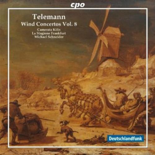 Wind Concertos 8