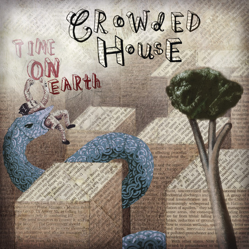 Crowded House - Time On Earth: Deluxe Edition [Deluxe] (Uk)
