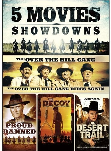 5 Movies: Showdowns