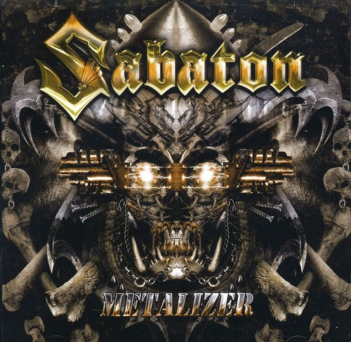 Sabaton - Metalizer [Re-Armed] [Bonus Tracks]