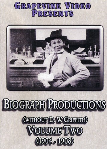 Biograph Productions (Without D.W. Griffith): Volume 2 (1904-1908)
