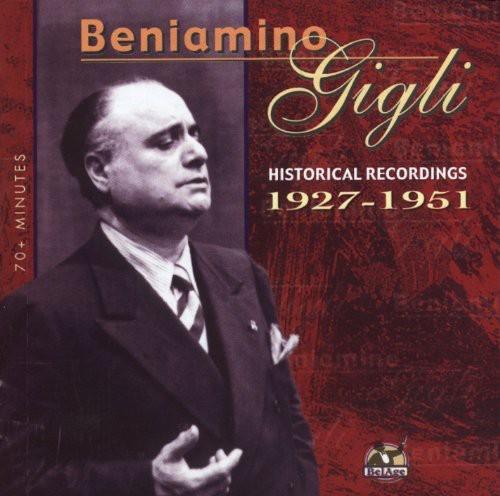 Historical Recordings 1927 - 1951