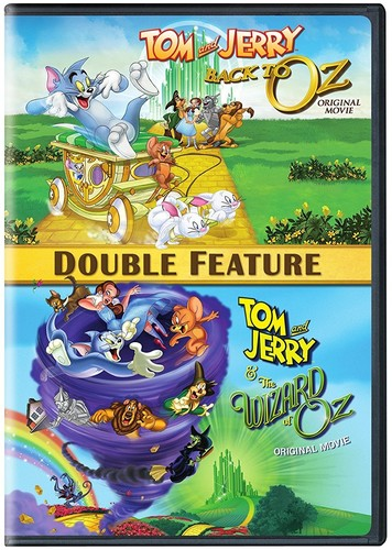 Tom and Jerry Back to Oz /  Wizard of Oz MFV