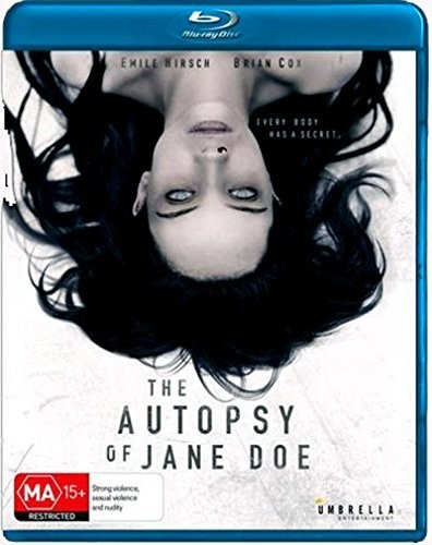 Autopsy Of Jane Doe (Aussie Only Special Features) [Import]