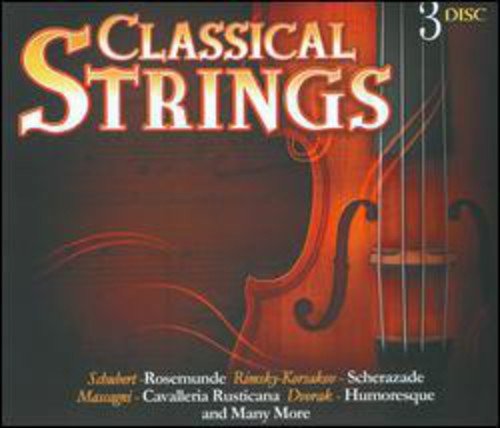 Classical Strings /  Various