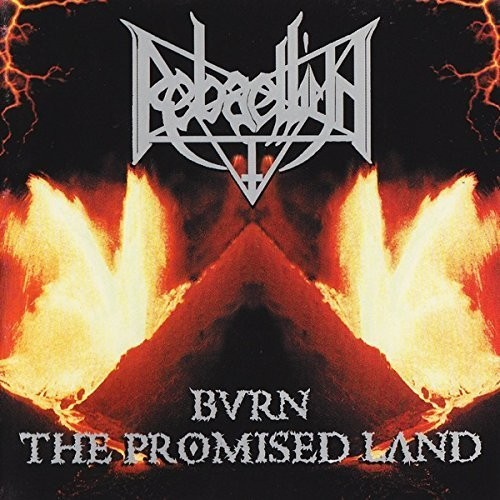 Burn The Promised Land [Import]
