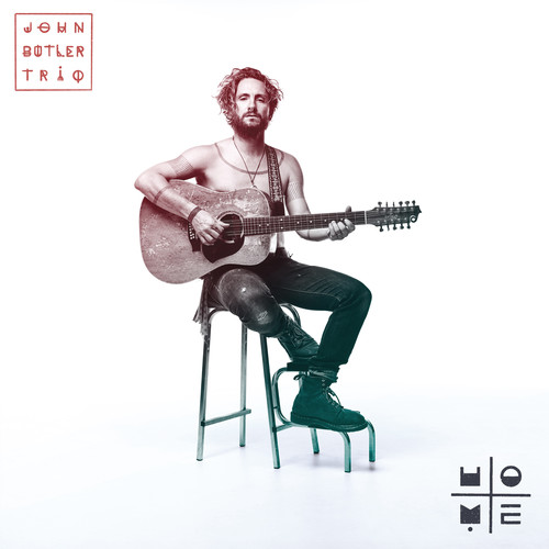 The John Butler Trio - Home [White 2LP]
