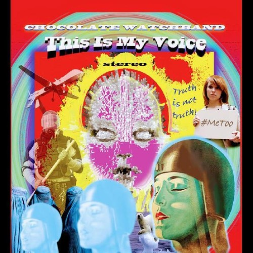 Chocolate Watch Band - This Is My Voice [Download Included]
