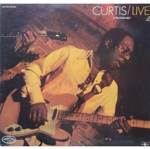 Curtis Mayfield - Curtis / Live (Jpn) [Limited Edition] [Remastered]