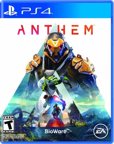 Ps4 Anthem - Anthem for PlayStation 4