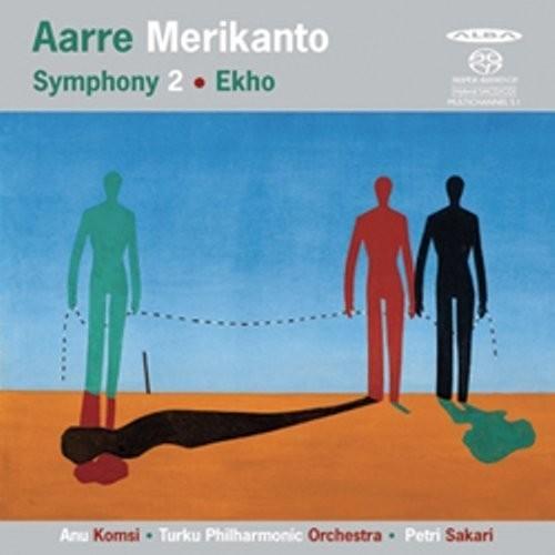 Anu Komsi - Merikanto: Symphony No. 2 - Ekho