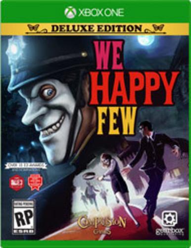 - We Happy Few - Deluxe Edition [Deluxe]