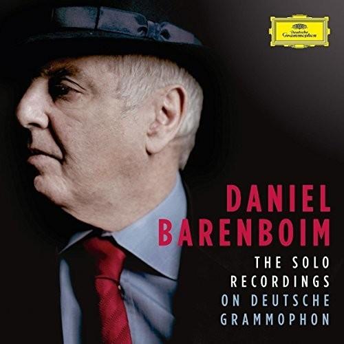 Solo Piano Recordings on Deutsche Grammophon