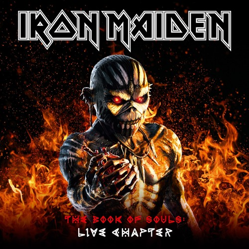 Iron Maiden - The Book Of Souls: The Live Chapter [2CD]