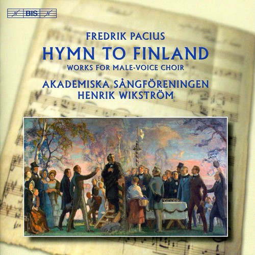 Hymn to Finland: Works for Male Voice Choir