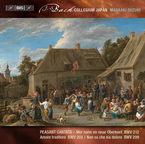 J.S. Bach: Secular Cantatas Vol 7