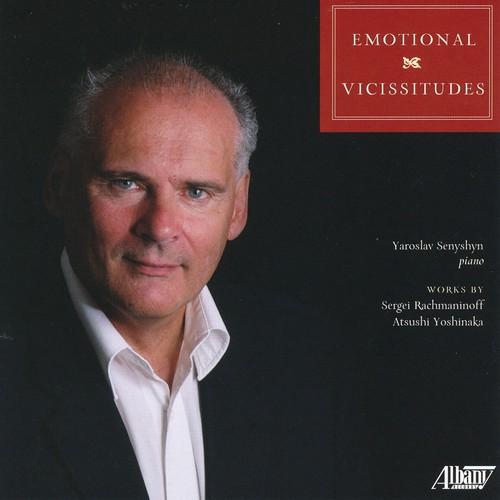 Yaroslav Senyshyn: Emotional Vicissitudes