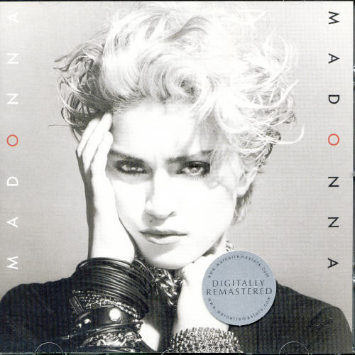 Madonna - Madonna (Remastered/Bonus Tracks)