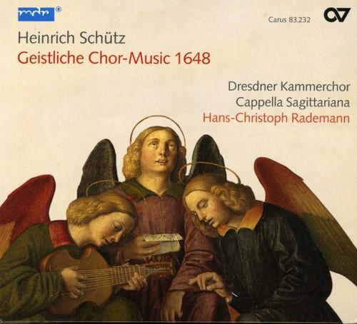 Geistliche Chor-Music 1648