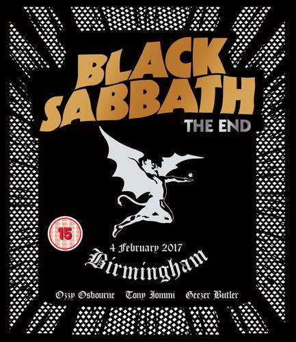 Black Sabbath - The End: Birmingham - 4 February 2017
