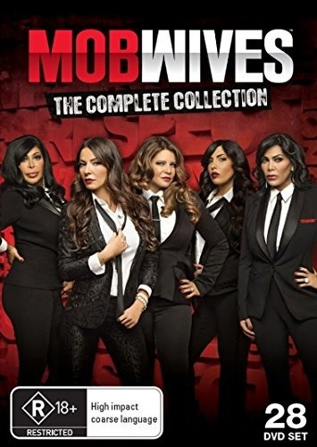 Mob Wives Complete Collection /  Big Ang Season 1 /  Mob Wives Chicago [Import]