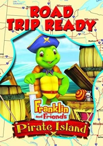 Franklin and Friends: Pirate Island - Road Trip