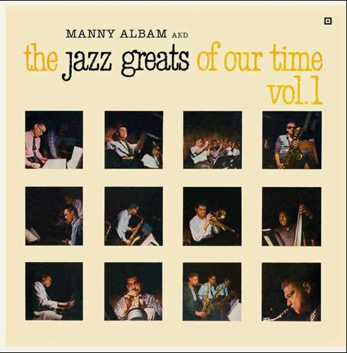 Jazz Greats of Our Time 1 [Import]