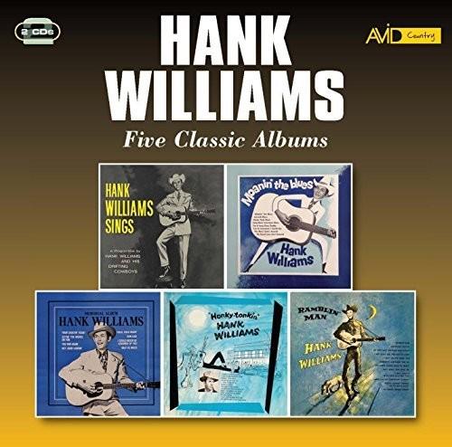 Moanin The Blues /  Honky Tonkin /  Ramblin Man