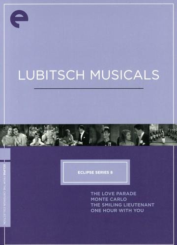 Lubitsch Musicals (Eclipse Series 8)