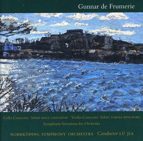 Cello Cto & Violin Cto & Sym Variations & Op. 25
