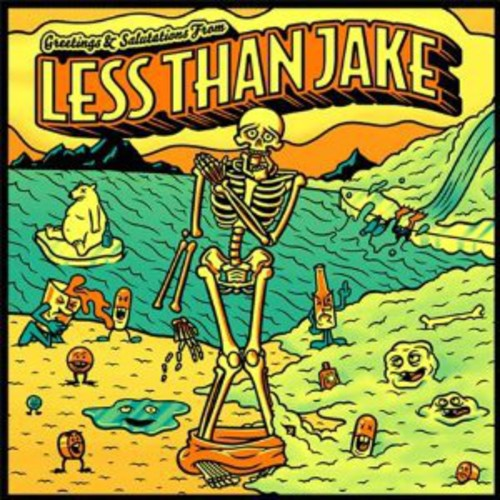 Less Than Jake - Greetings & Salutations
