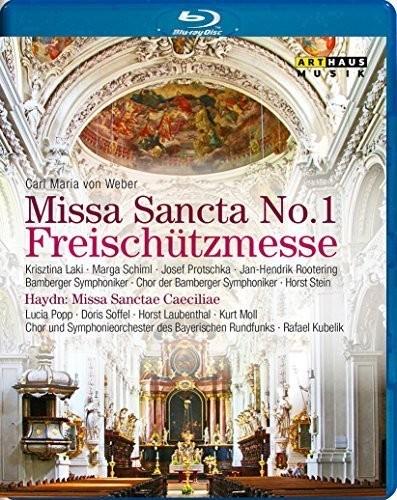 Missa Sancta No. 1 in E Flat /  Missa Sanctae