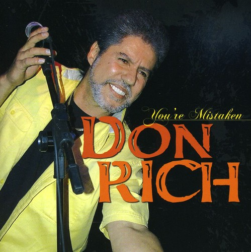 Don Rich - You're Mistaken